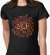 Elp Women's Fitted T-Shirt