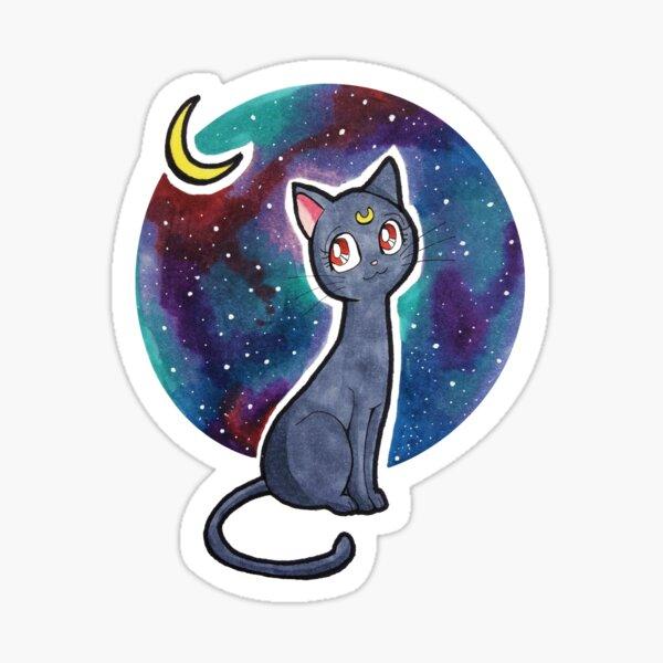 Luna (Sailor Moon) Sticker