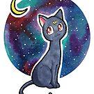 Luna (Sailor Moon) by 4erepawko