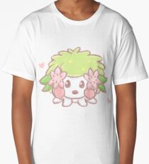Chubby Little Shaymin Long T-Shirt