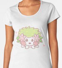 Chubby Little Shaymin Women's Premium T-Shirt