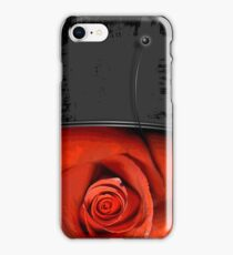 behold rose iPhone Case/Skin