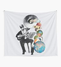 DMT Elf Wall Tapestry