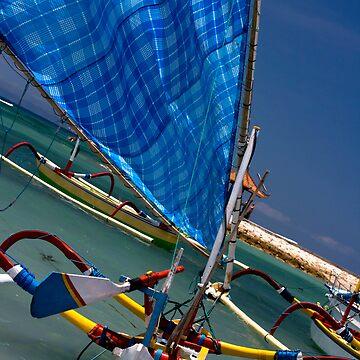 Blue Sail by aries67
