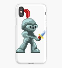 Caballero Pixelart iPhone Case/Skin