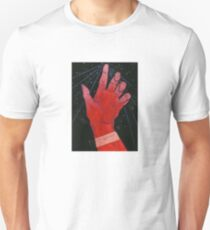 Red Hand of Fate Unisex T-Shirt