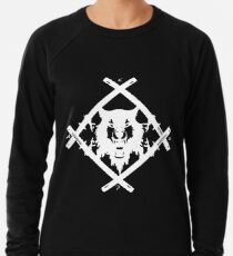 H. Squad White Lightweight Sweatshirt