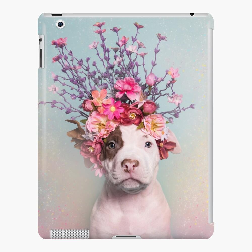 Flower Power, Rum iPad Case & Skin