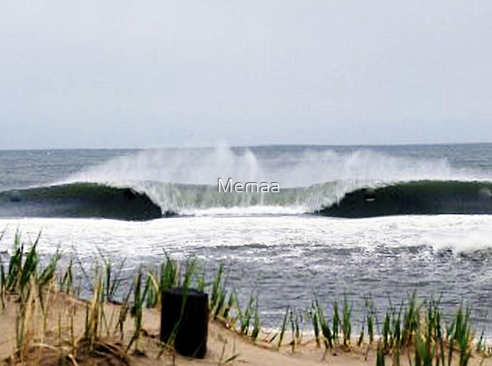 Ocean Spray by Memaa