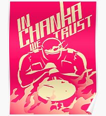 In Tachanka we trust Poster