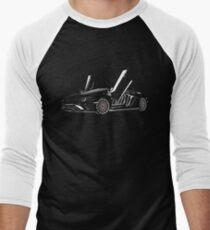 LAMBORGHINI AVENTADOR S Men's Baseball ¾ T-Shirt
