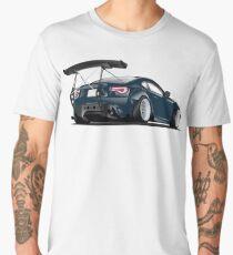 SUBARU BRZ Men's Premium T-Shirt