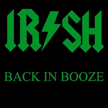 IRISH - BACK IN BOOZE by SOVART69