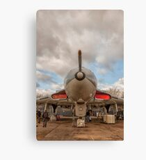 The AVRO Vulcan Bomber Aircraft Canvas Print