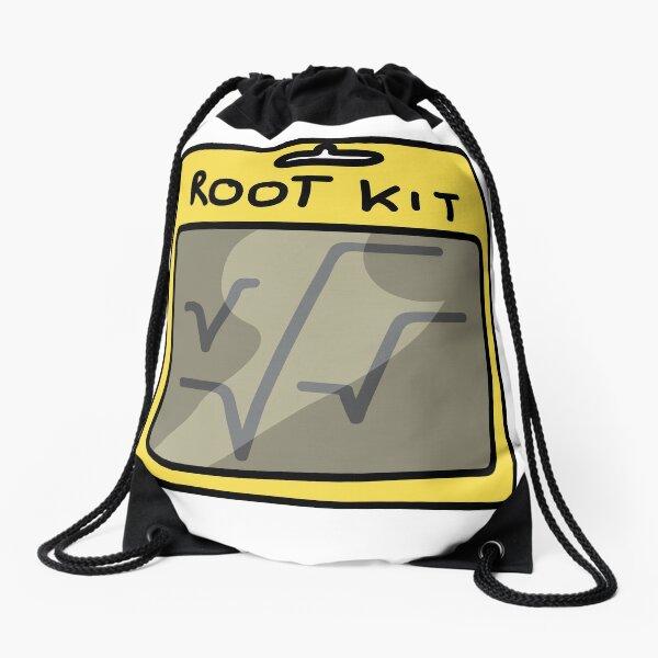 Root Kit Drawstring Bag