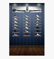 Air Jordan Legacy Poster Photographic Print