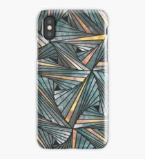 Mesh (in Grey and Copper) iPhone Case/Skin