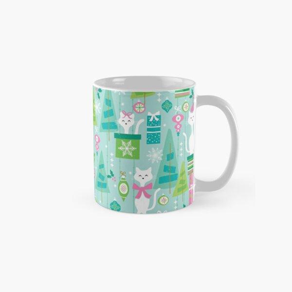 Christmas Kitty Classic Mug