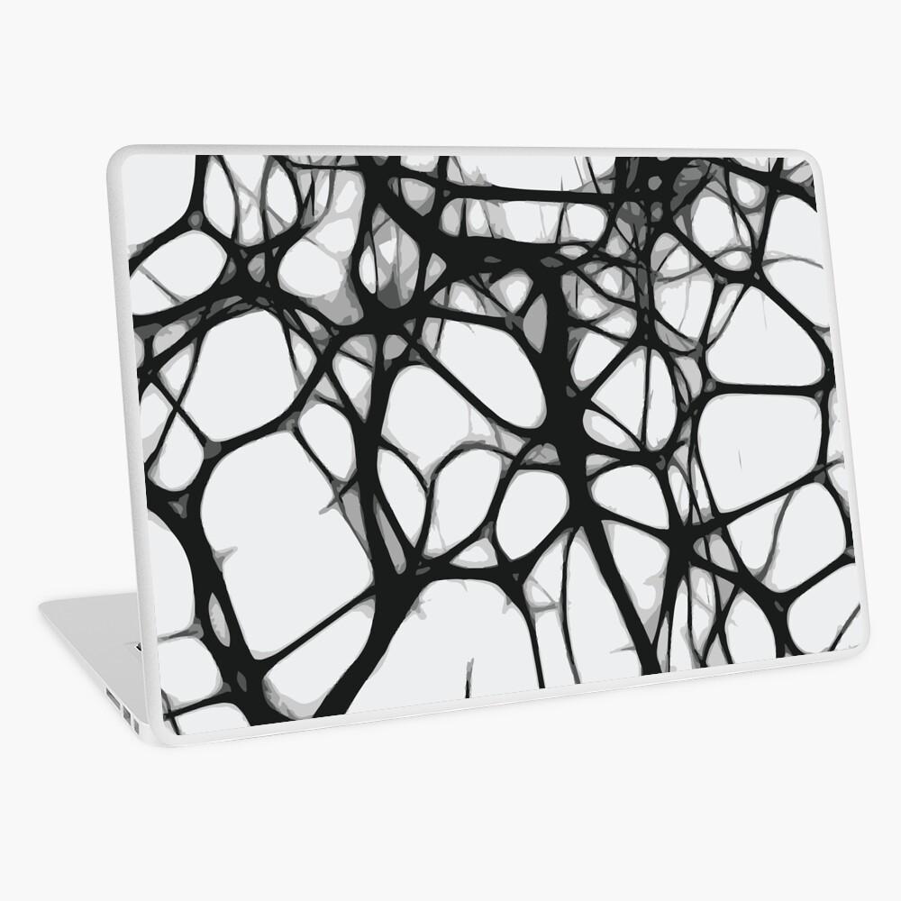 Web neurona Vinilo para portátil