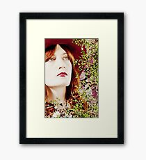 Florence Welch Framed Print