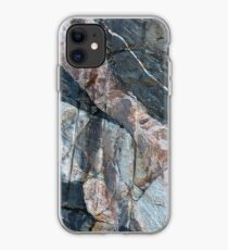 Geology makes art iPhone Case