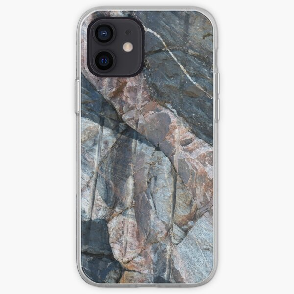 Geology makes art iPhone Soft Case