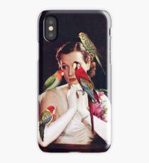 Bird Lady iPhone Case/Skin