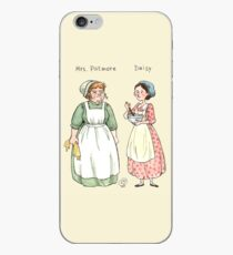 Mrs.Patmore-Daisy iPhone Case