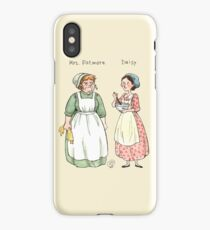 Mrs.Patmore-Daisy iPhone Case/Skin