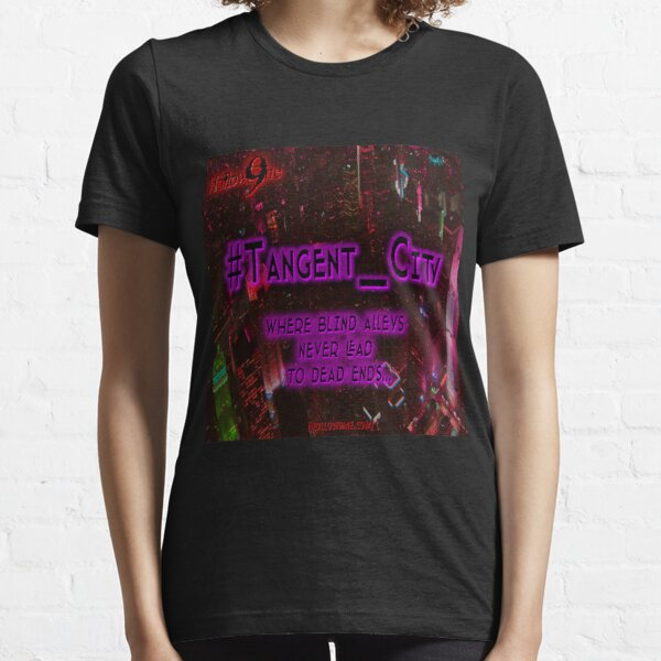 Hollow9ine's Tangent City Essential T-Shirt