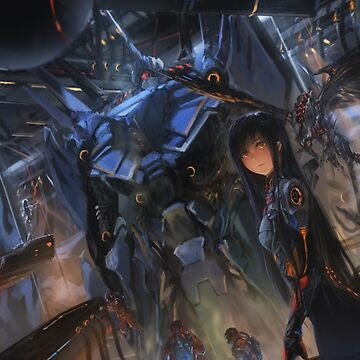 Mecha Is The Future by MarlonDes