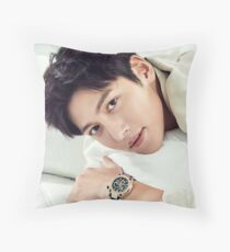 Ji Chang Wook Throw Pillow