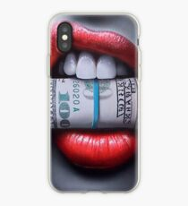 Vinilo o funda para iPhone SHE MONEY