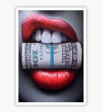 SHE MONEY Sticker