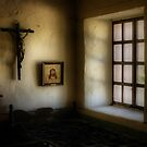 Light in a Monastery by Barbara  Brown