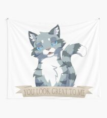 Warrior Cats: Sarcastic Jayfeather Wall Tapestry