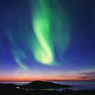 The Northern Lights 01 von nurmut