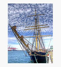 The Port of Fremantle WA - HDR Photographic Print