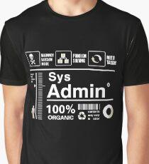linux penguin pc nerd computer system core CPU pc coder geek informatik Graphic T-Shirt