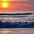 A Warm Sunset by Jo Nijenhuis