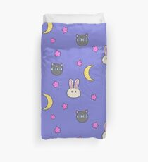Sailor Moon R inspired Chibusa Luna-P Bedspread Blanket Print SuperS Version Duvet Cover