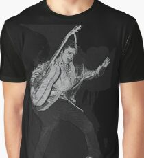 The King Rocks On IV Graphic T-Shirt