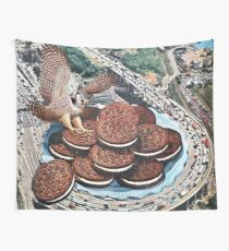Baptism (for a hunt) Wall Tapestry
