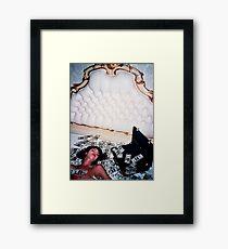 SHE GANG Framed Print