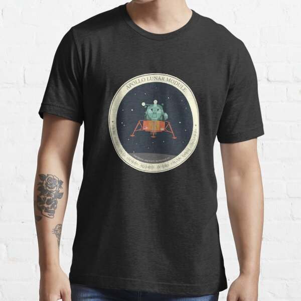 APOLLO LUNAR MODULE Essential T-Shirt