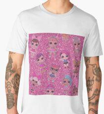 L.O.L Surprise - Glitter  Men's Premium T-Shirt