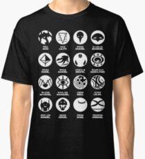 Evangelion Angels Classic T-Shirt