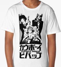 Cowboy Bebop Long T-Shirt
