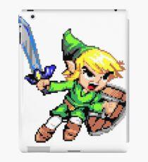 Link pixelart iPad Case/Skin