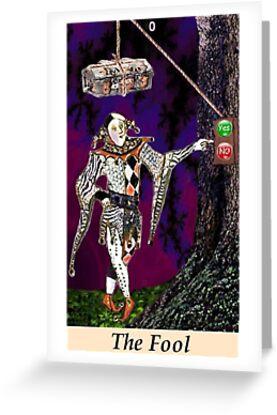 THE FOOL by Tarot Romance
